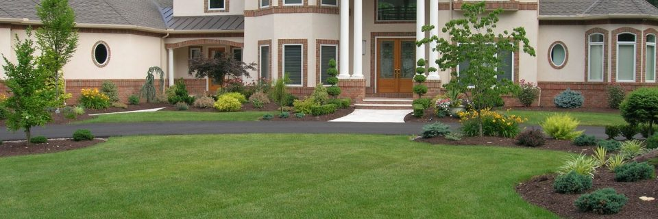The way your lawn and landscape